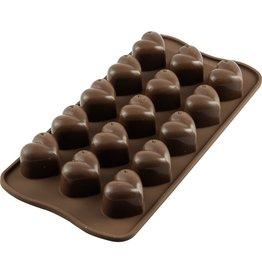 Silikomart Silikomart Chocolate Mould Monamour