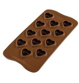 Silikomart Silikomart Chocolate Mould My Love