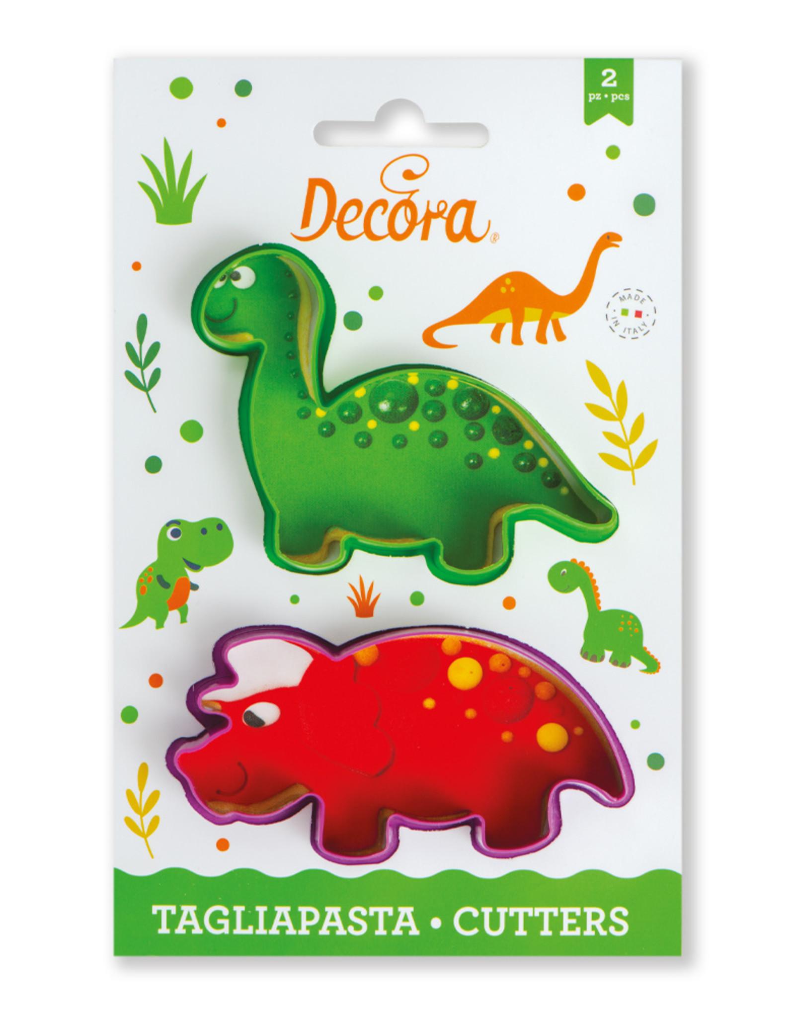 Decora Decora Uitstekerset Dinosaurus / 2