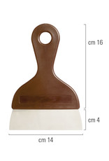 Decora Decora Spatel/Scraper 14cm