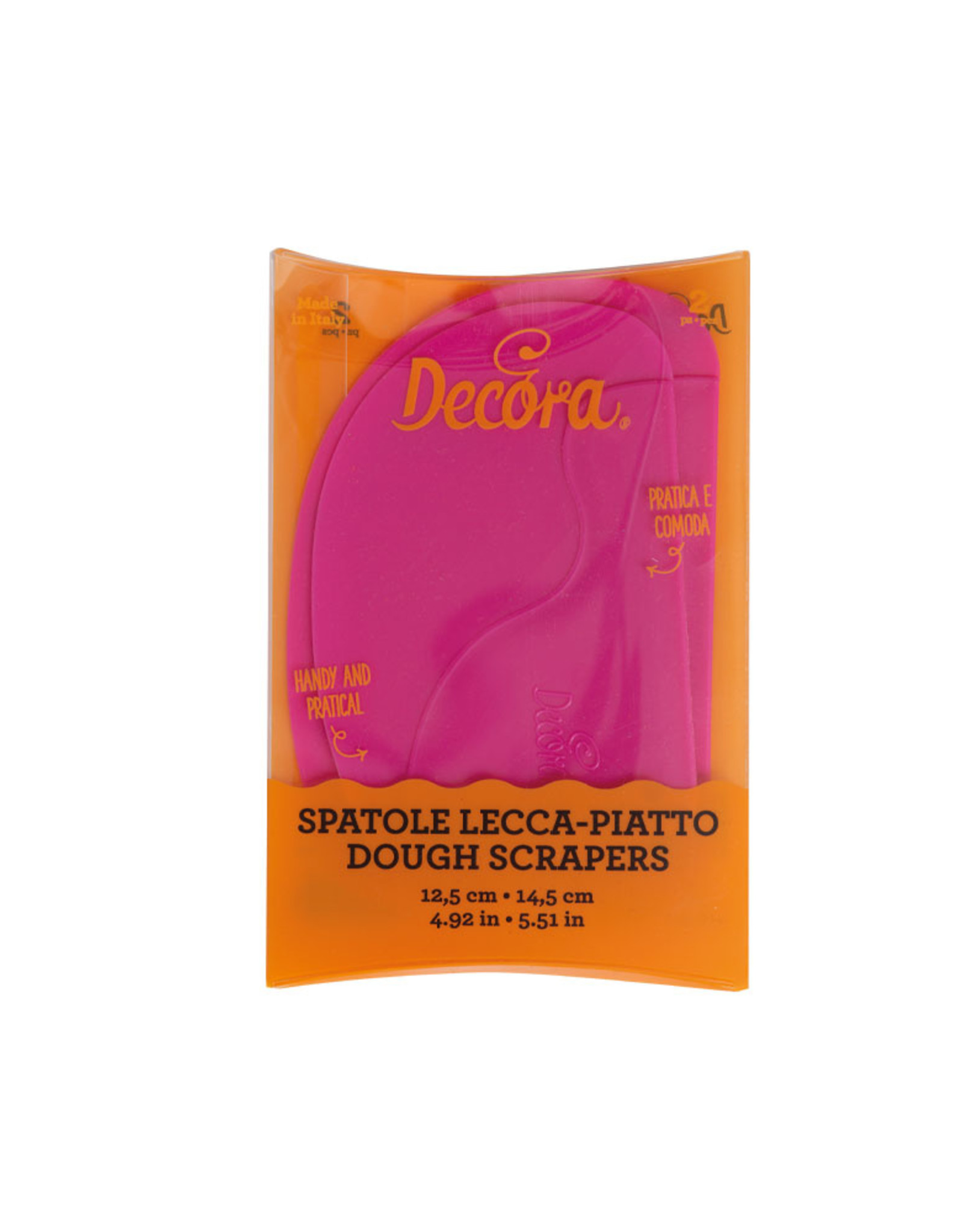 Decora Deeg Steker Set/2