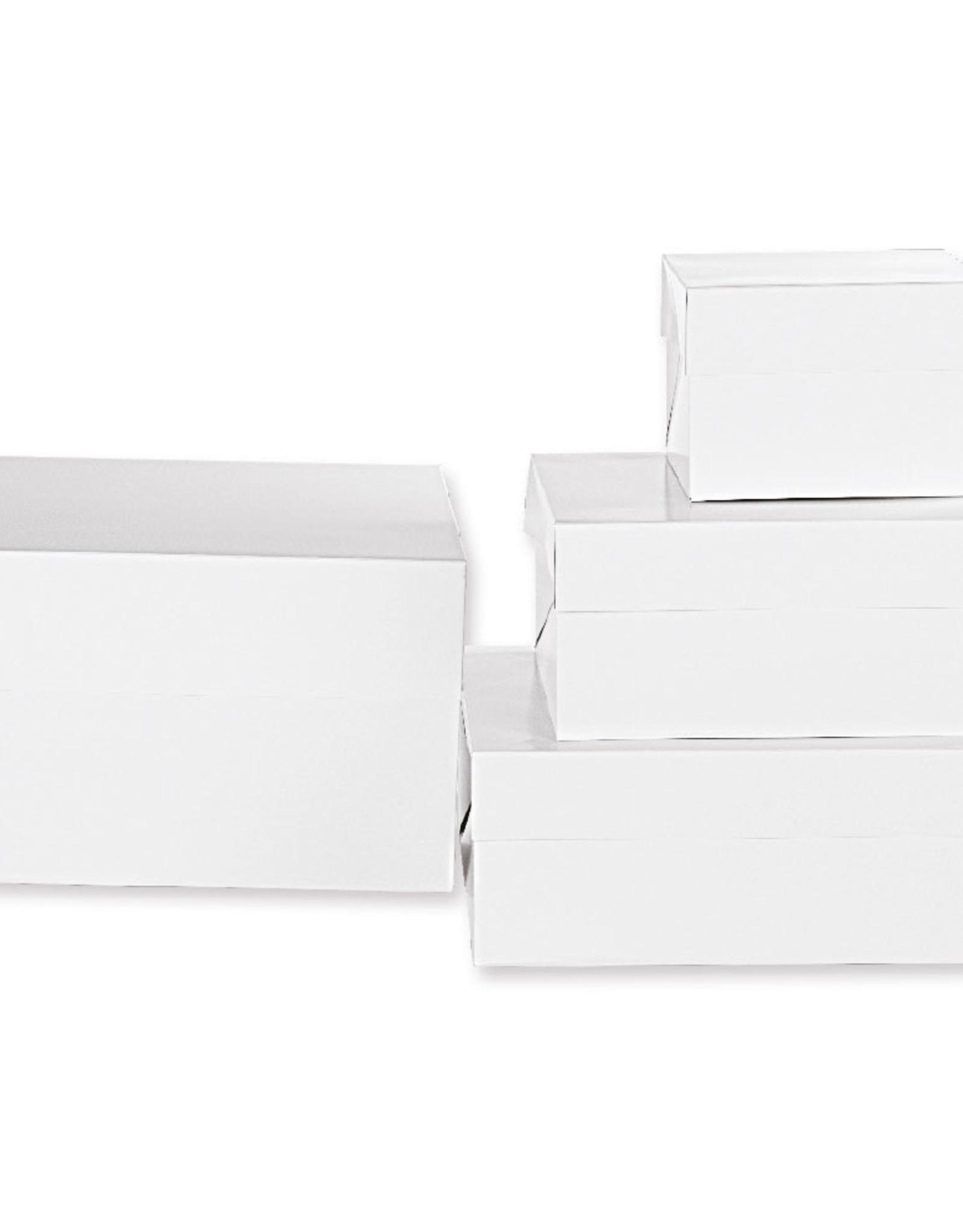 Decora Decora Taartdoos -Blanco 30x30x15cm- pk/1