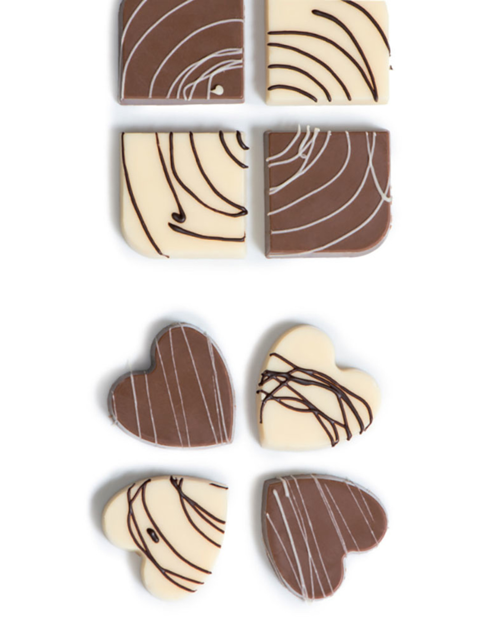 Decora Decora Chocolate Mould Klavertje Vier