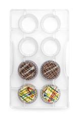 Decora Decora Chocolate Mould Bakvormpjes Middel/8