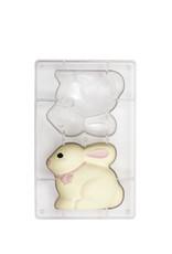 Decora Decora Chocolate Mould Bunny Klein