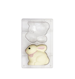 Decora Decora Chocolate Mould Bunny Klein