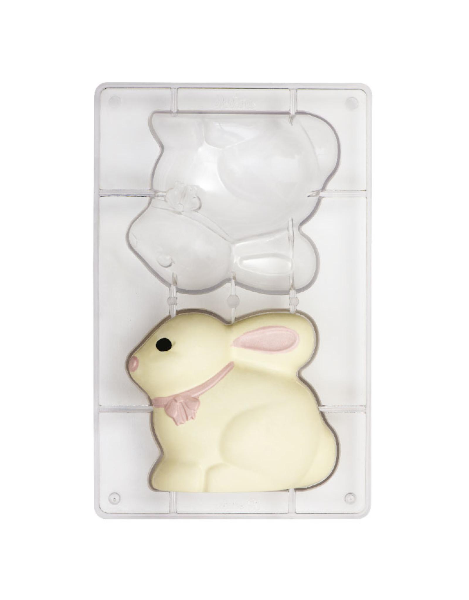 Decora Decora Chocolate Mould Bunny Groot