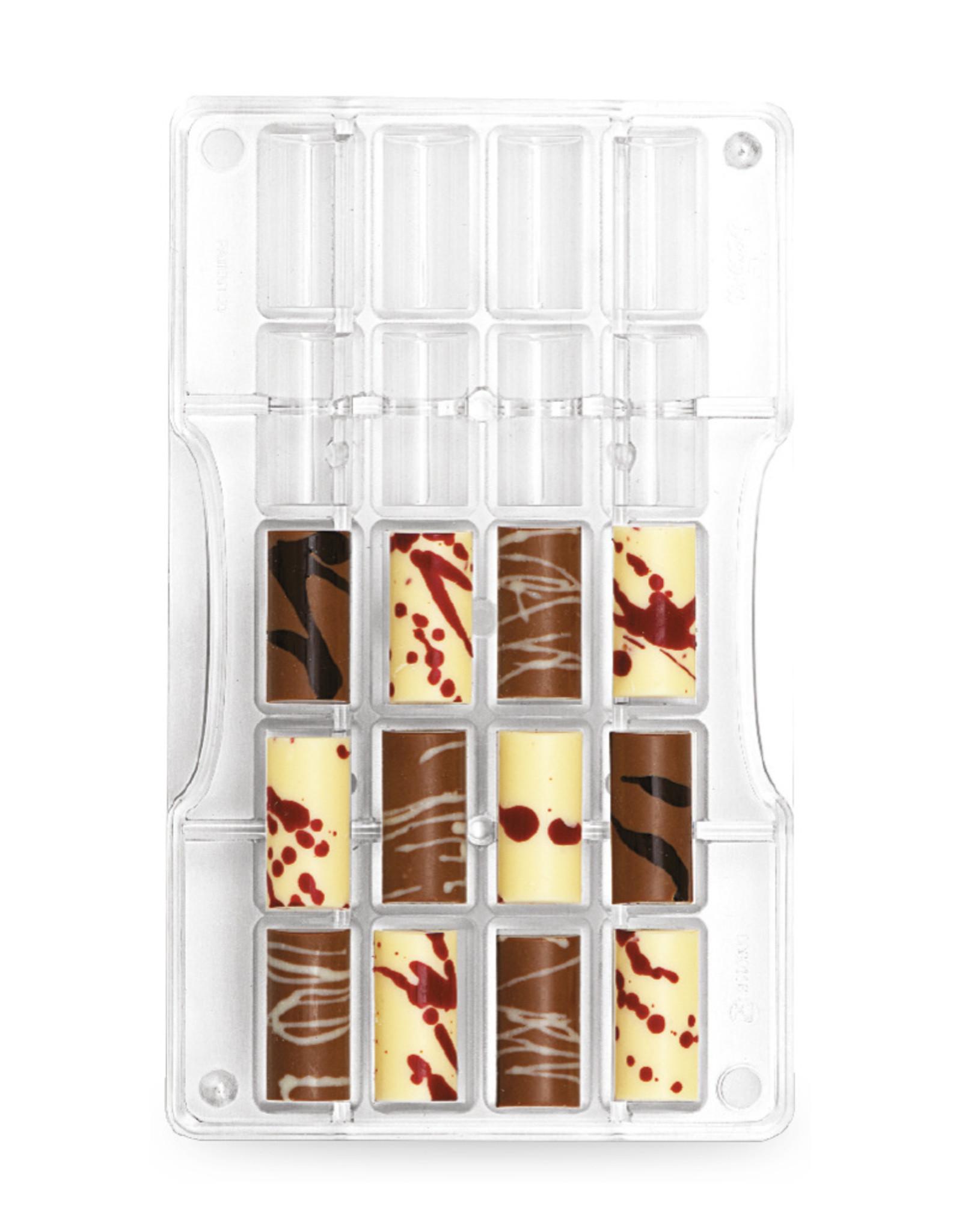 Decora Decora Chocolate Mould Cilinder Klein/20