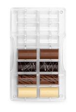 Decora Decora Chocolate Mould Cilinder Middel/14