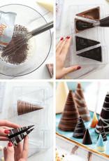 Decora Decora Chocolate Mould Kegel Klein/20
