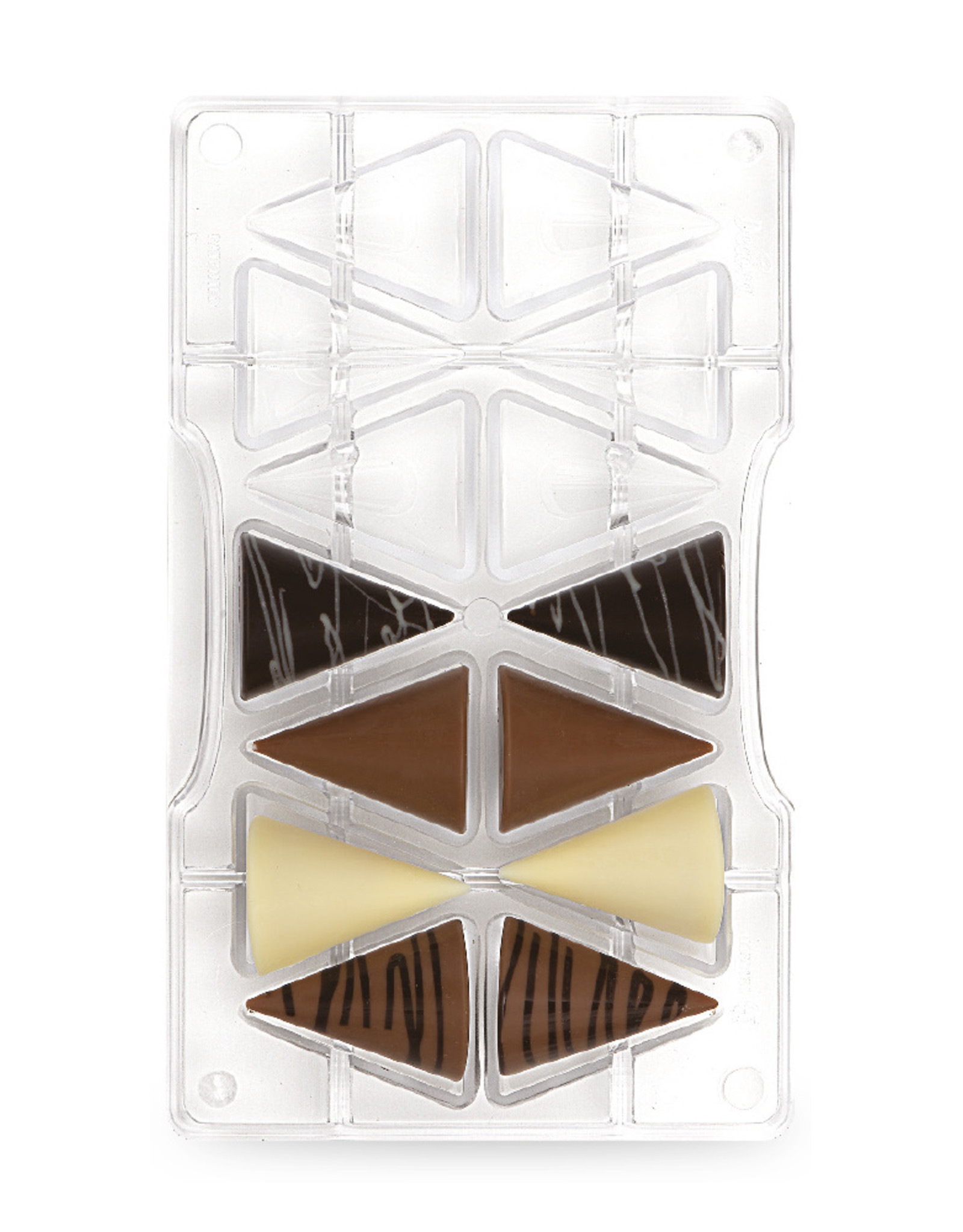 Decora Decora Chocolate Mould Kegel Middel/14