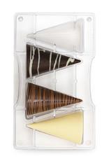Decora Decora Chocolate Mould Kegel Groot/4