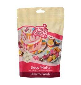 FunCakes FunCakes Deco Melts -Extreme White- 250g
