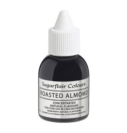 Sugarflair Sugarflair 100% Natural Flavour Roasted Almond 30ml