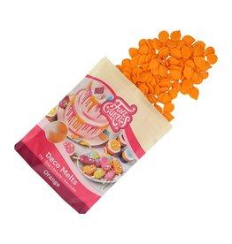 FunCakes Deco Melts -Oranje- 250g