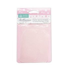 Squires Kitchen Squires Kitchen Bellissimo Flexi Smoothers -Small Cakes-