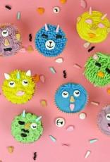 Cake Décor Cake Décor Crazy Faces - Gekke Gezichtjes