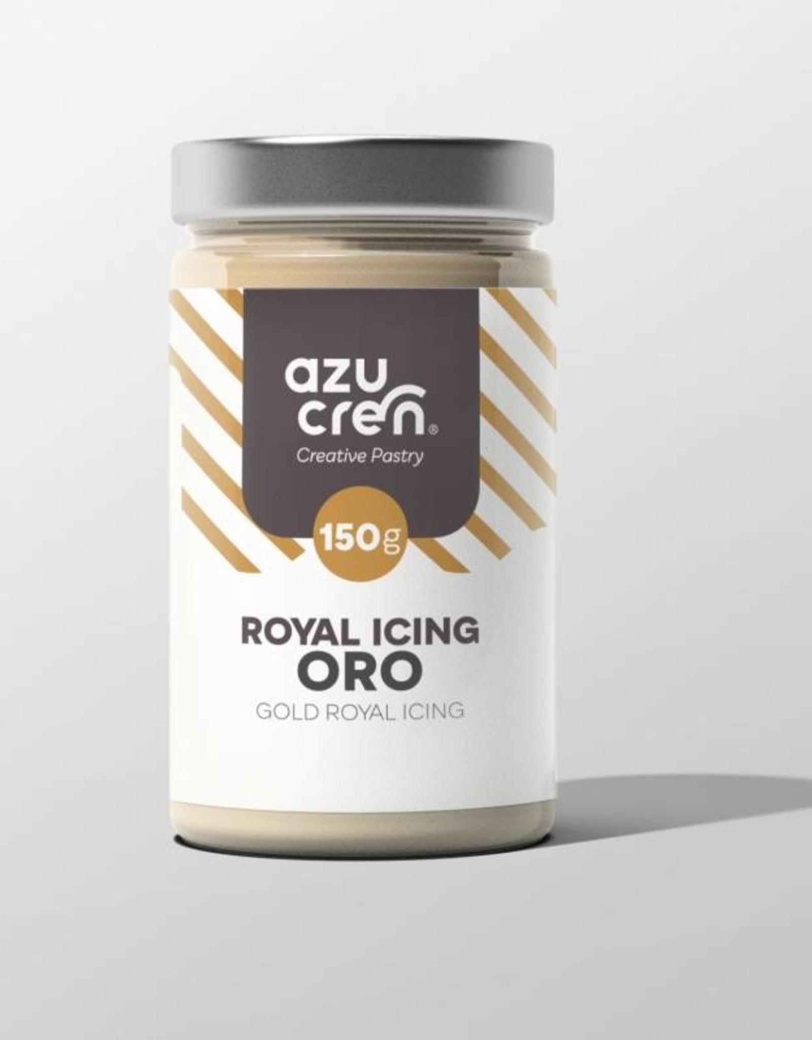 Azucren Azucren Royal Icing Gold - 150gr