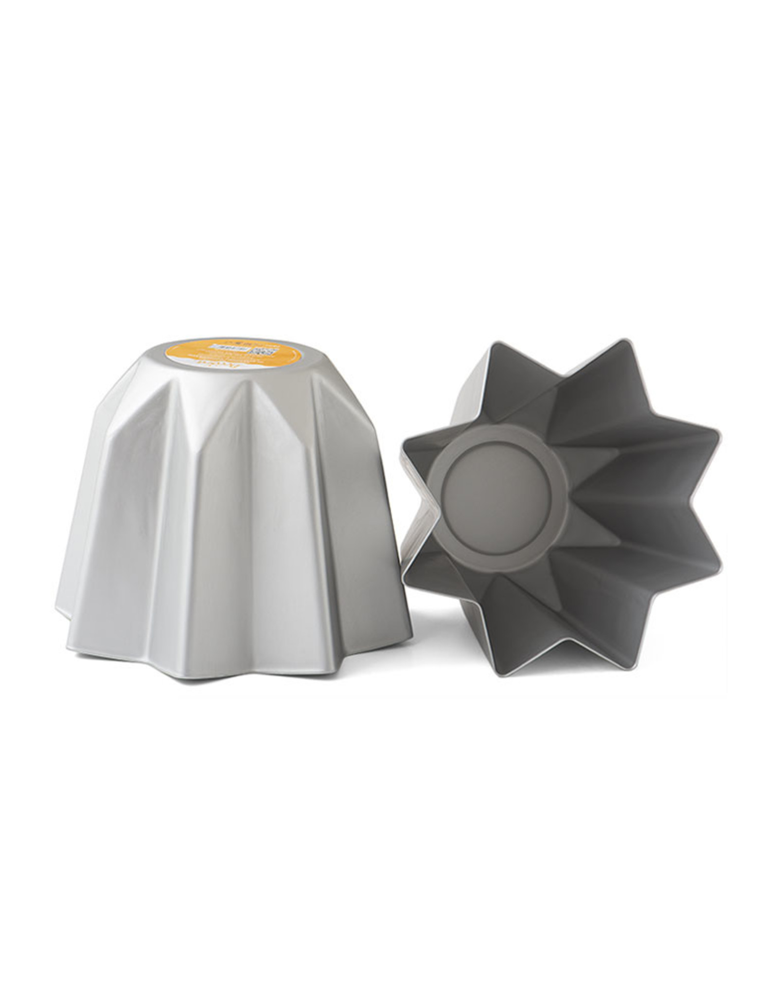 Decora Decora Prof Aluminium Pandoro Bakvorm 750g