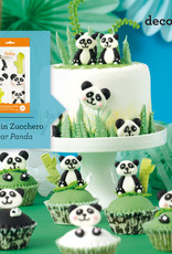 Decora Decora Suikerdecoratie Panda Beer