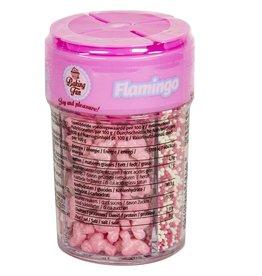 Baking Fun Strooisel Mix Flamingo 120g
