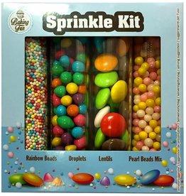 Baking Fun Strooisel Kit Chocolade 100g