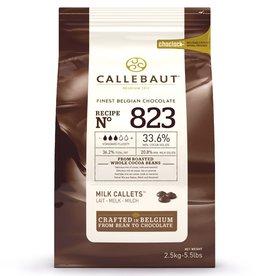 Callebaut Callebaut Chocolade Callets -Melk- 2,5 kg