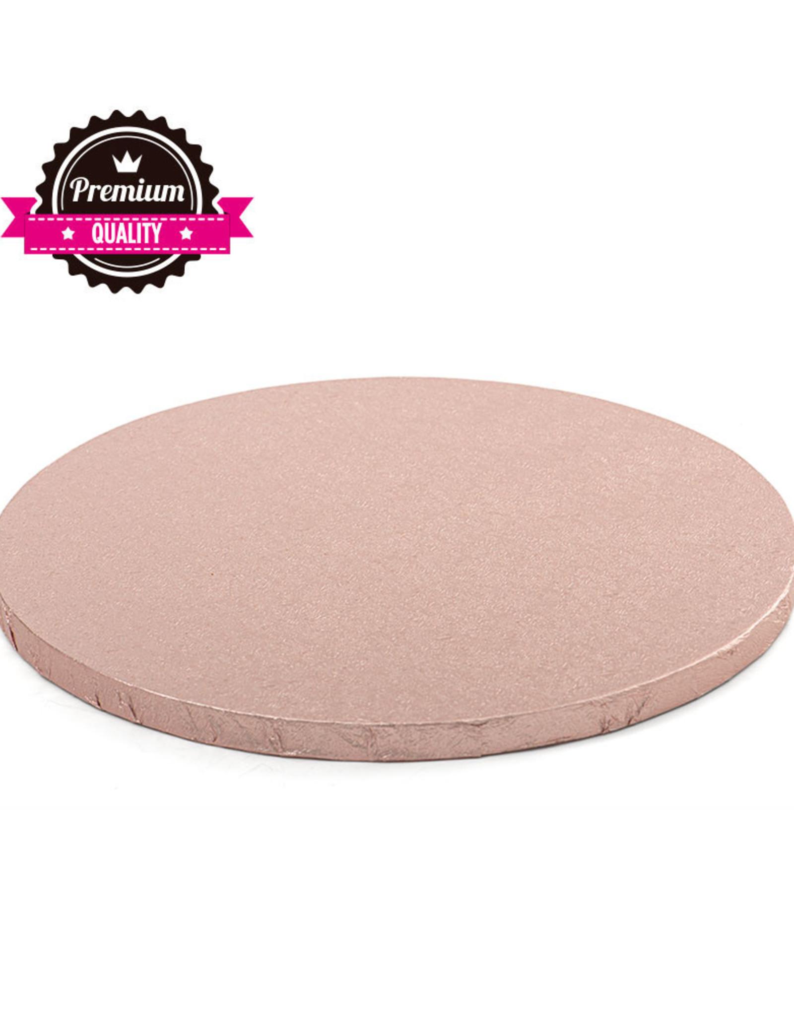 Decora Cake Drum Rond Ø30,5cm Rose Goud