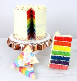 PME PME Rainbow Cake Food Colours Kit