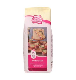 FunCakes FunCakes Mix voor Botercrème 1 kg
