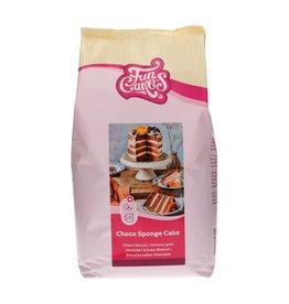 FunCakes FunCakes Mix voor Choco Biscuit 4kg