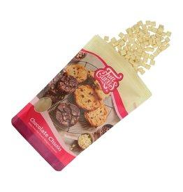 FunCakes FunCakes Chocolade Chunks Wit 350 g