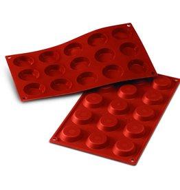 Silikomart Silikomart Tartelleta Mould 45x10mm