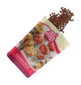 FunCakes FunCakes Chocolade Drops Melk -350g-