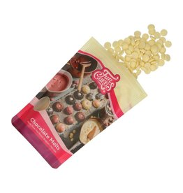FunCakes Chocolade Melts Wit 350 g