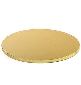 Decora Cake Drum Rond Ø60cm Gold
