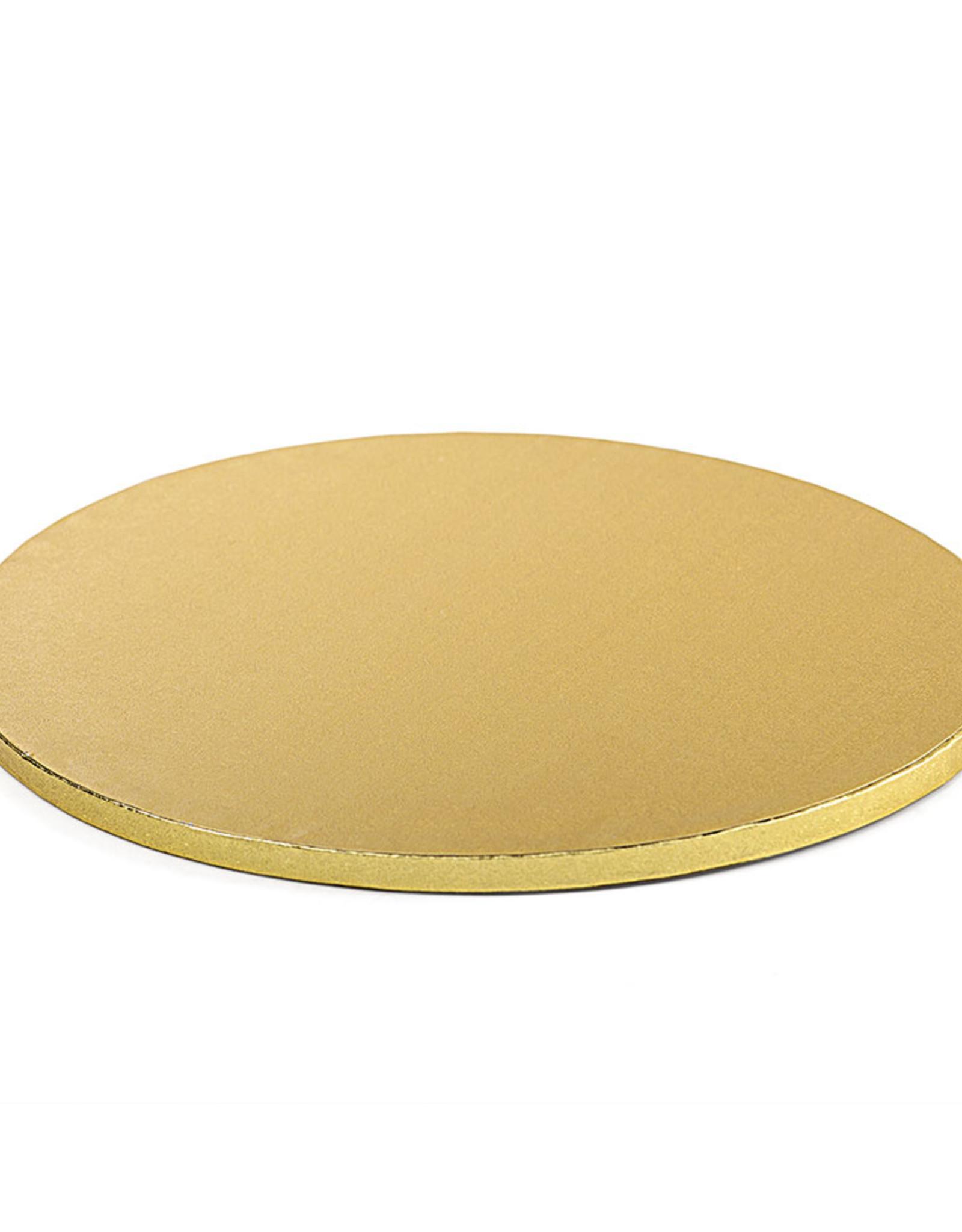 Decora Cake Drum Rond Ø50cm Gold