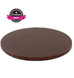 Decora Cake Drum Rond Ø40cm Brown