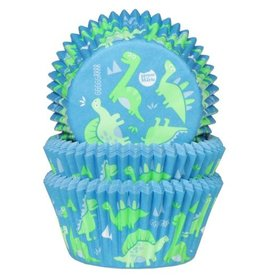 House of Marie House of Marie Baking Cups Dino's pk/50