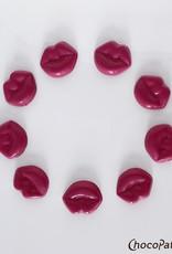 ChocoPatiss Bonbonvorm Lippen (9x) 40x35x5mm