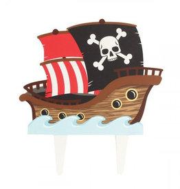 Culpitt Taarttopper Piratenschip