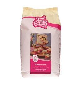 FunCakes FunCakes Mix voor Botercrème 4kg