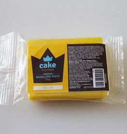 Cake Dutchess Cake Dutchess Modelling Paste Yellow 250g