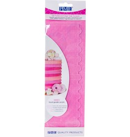 PME PME Tall Patterned Edge Side Scraper -Ribbed-