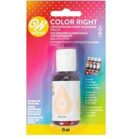 Wilton Color Right Food Color -Peach- 19ml