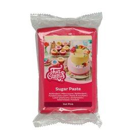 FunCakes FunCakes Rolfondant Hot Pink 250 g