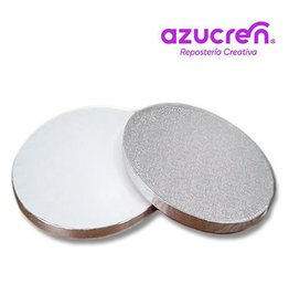 Azucren Azucren Cake Drum Rond Ø25cm