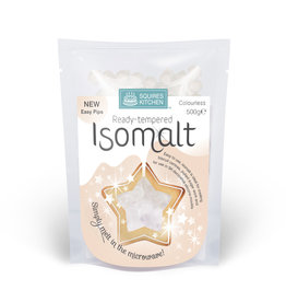 Squires Kitchen SK Ready Tempered Isomalt Colourless-500g-