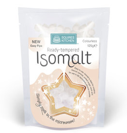 Squires Kitchen SK Ready Tempered Isomalt Colourless-125g-
