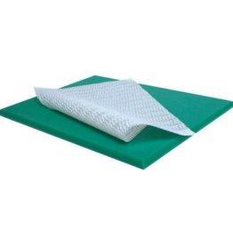 Culpitt Non-Stick Board Green 25x17cm